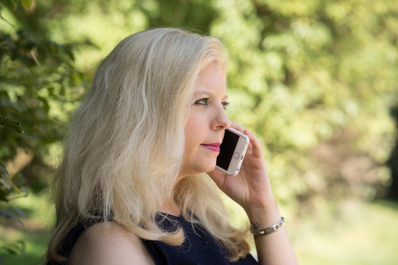 電話で呼ぶ